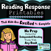 Reading Response Printables (That Kids Are Excited To Complete)