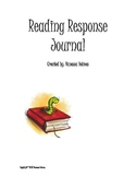 Reading Response Prompts Individual Journal