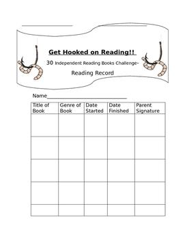 Reading Challenge