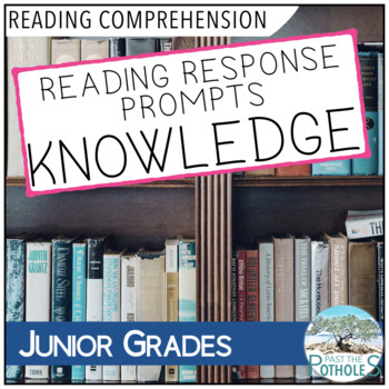 Reading Response Questions - Knowledge