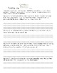 Reading Response Questions/Logs for Literature and Informational Texts 3-6 set