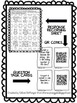 Reading Response Questions for Fiction with QR Codes and Task Cards