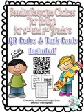 Reading Response Questions for Fiction with QR Codes and T