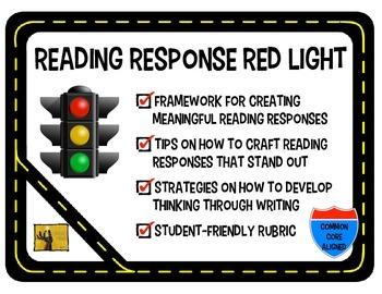 Reading Response Red Light