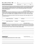 Reading Response Register #5