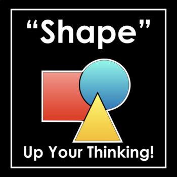 Reading Response: Shape Up Your Thinking
