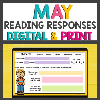 Reading Homework for May