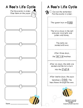 Reading Response Sheets for Storytown Theme 5 Week 23