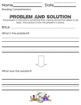Reading Response Sheets for any read aloud...