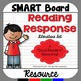 Reading Response Graphic Organizers for Any Fiction Text