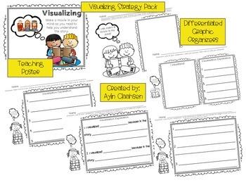 Reading Response Strategy Bundle Pack