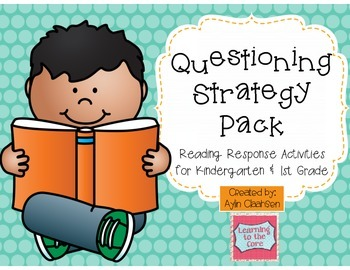 Questioning Strategy Pack