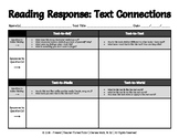 Reading Response: Text Connections