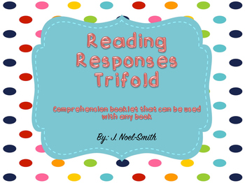 Reading Response Trifold