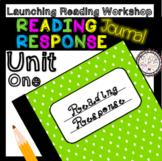 Reading Response Unit 1 Launching Reading Workshop