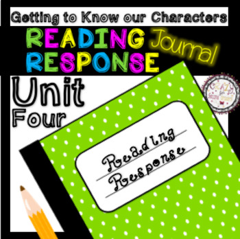 Reading Response Unit 4 Reading in Book Clubs