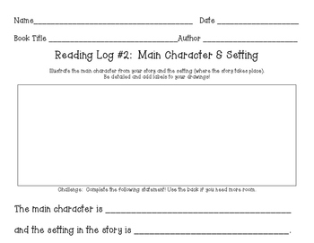 Reading Response (Weekly)
