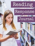 STEAL Characterization Reading Response Journal
