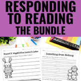 Reading Response Activities for Picture Books BUNDLE