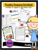 Reading Response Workbook