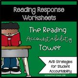 AVID Quick Summarizing Worksheets (For Any Novel)