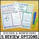 Reading Response and Book Report Templates