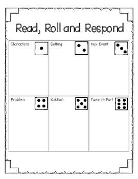 Reading Response and Comprehension Packet