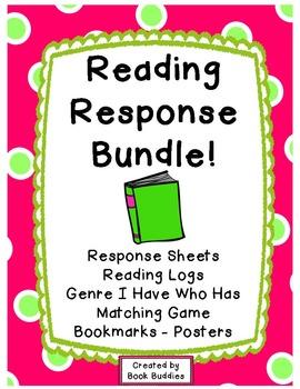Genre Reading Response Bundle