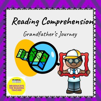 Reading Response check: Grandfather's Journey