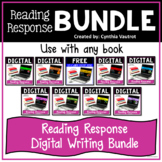 Digital Reading Response for Google Classroom