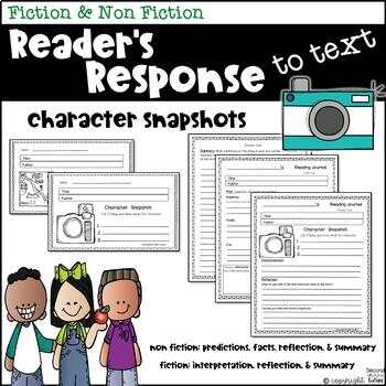 Reading Response Comparing-Contrasting Themes, Settings, & Plots  RL 3.7 & 3.9