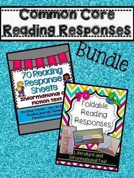 Reading Responses BUNDLE!