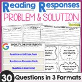 Reading Responses: Problem and Solution