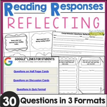Reading Responses: Reflecting