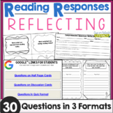 Reading Responses: Reflecting