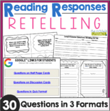 Reading Responses: Retelling