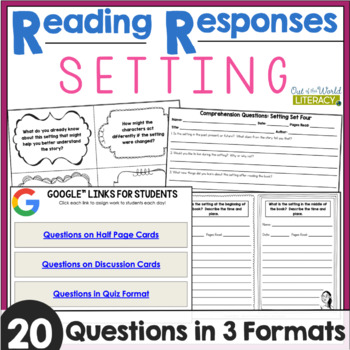 Reading Responses: Setting