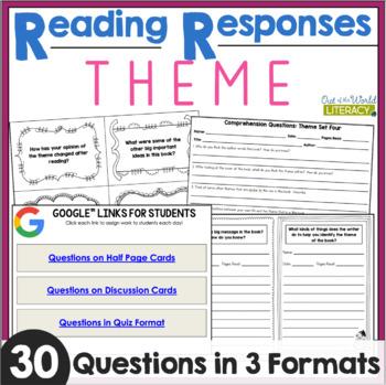 Reading Responses: Theme