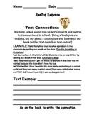 Reading Responses (ready made for homework)