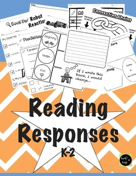 Reading Responses:K-2 (Primary Level)