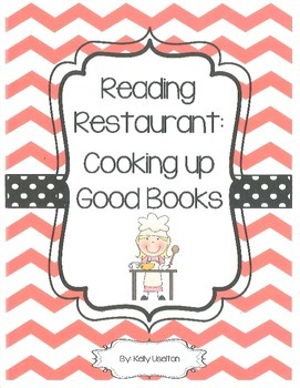 Reading Restaurant: Cooking Up Good Books!