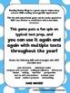 Test Prep Bingo - Practice ELA Skills with ANY Narrative Text!