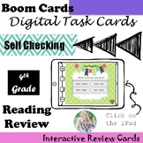 Reading Review Boom Cards