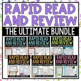 Reading Review Bundle | Google Classroom