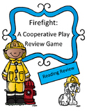 Reading Review Game with Paired Passage: Firefight (A cooperative game)