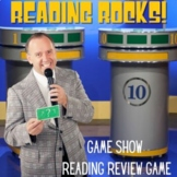 Reading Review Game - State Testing or End of the Year Review