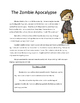 Reading Review Test Prep Game: The Dead Are Walking (Cooperative Play Game)