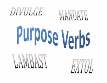Reading, Rhetoric and Purpose