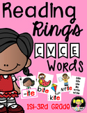 Reading Rings {Long Vowels: cvce}