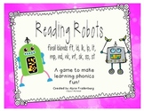 Reading Robots Final blends